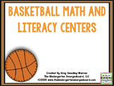 Basketball Math and Literacy Madness!