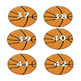 Basketball Numbers 1-100