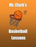 Basketball PE Lessons