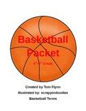 Basketball Packet 5th -8th grade