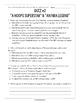 Basketball Paired Texts: LeBron James and Michael Jordan (Grades 3-4)
