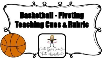Basketball Pivoting Rubric (GPE & APE)
