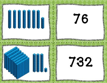 Place Value Centers | Place Value 2nd Grade