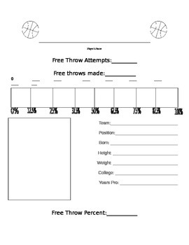 Basketball Player Card Game