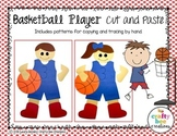 Sports Craft {Basketball Player}