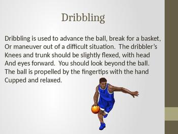 Basketball Power Pt.