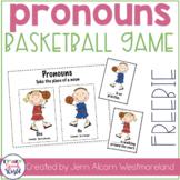 Basketball Pronoun Freebie!