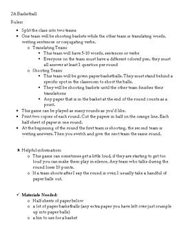 Basketball (Reaildades 1 - Chapter 2A & 2B Bundle)