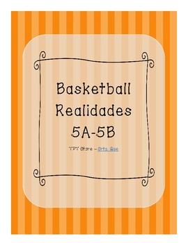 Basketball (Reaildades 1 - Chapter 5A & 5B Bundle)
