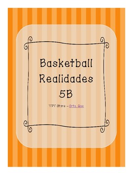Basketball (Reaildades 1 - Chapter 5B)