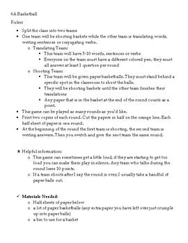 Basketball (Reaildades 1 - Chapter 6A & 6B Bundle)