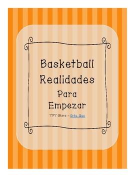 Basketball (Reaildades 1 - Chapter Para Empezar)