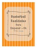 Basketball (Reaildades 1 - Chapter Para Empezar - 5A Bundle)