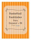 Basketball (Reaildades 1 - Chapter Para Empezar - 9B Bundle)
