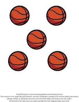Basketball Reward (VIPKID)