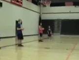 Basketball Shooting Game Physical Education