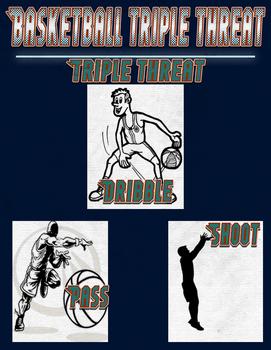 Basketball Skill Charts