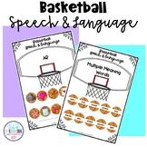 Basketball Speech and Language