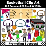 Basketball Clipart, Winter Sports Clip Art, Jerseys, Team