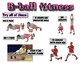 Basketball Station Task Cards - Signs - physical education P.E.