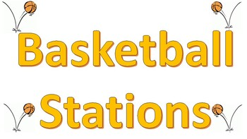 Basketball Stations