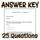 Basketball Study Guide, Test and Answer Key - Editable in Google Docs!