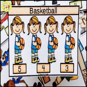 Basketball Activities