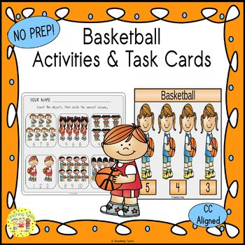 Basketball Worksheets Activities Games Printables and More
