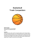 Basketball Trash - Fractions