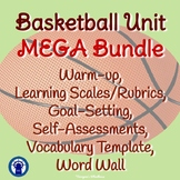 Basketball Unit  Mega Bundle