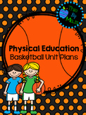 Basketball Unit Plans