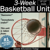 P.E. Basketball Unit: From the #1 P.E. Curriculum on TPT!