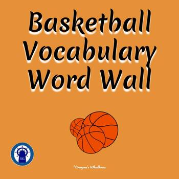 Basketball Vocabulary Worksheets Teaching Resources TpT