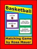 Basketball Task Cards