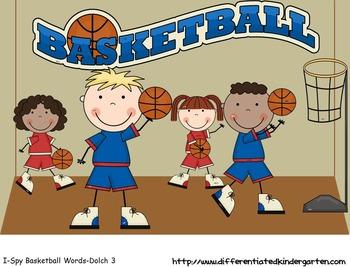 Ball Words Sight Word Mastery System-EDITABLE Basketball Words
