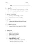 Basketball statistics project: Quartiles & Scatter Plots, Line of Best Fit