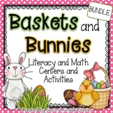 Easter Math and Language Arts Activities