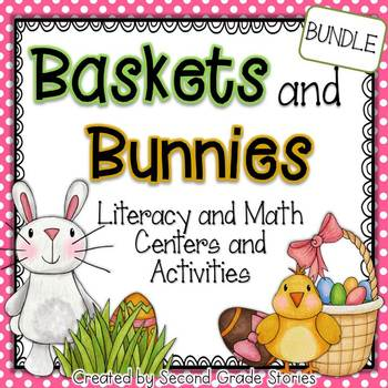 Easter Math and Language Arts