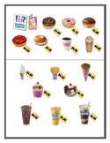 Baskin Robins-Dunkin Donuts Math Packet