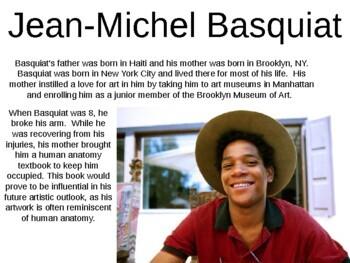 Basquiat PPT, 5-12