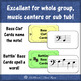 Bass Clef Battlin' Basses Bundle {game for reviewing note names}