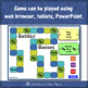 Bass Clef Note Names with Ledger Lines Interactive Music Game {Battlin' Basses}