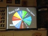 Bass Clef Floor Game
