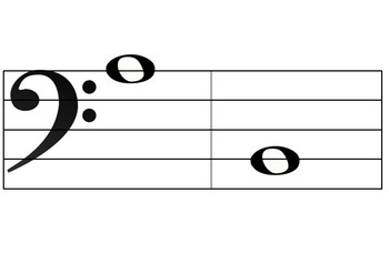 Bass Clef Note Reading Game