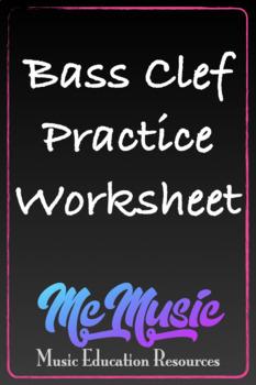 Bass Clef Practice