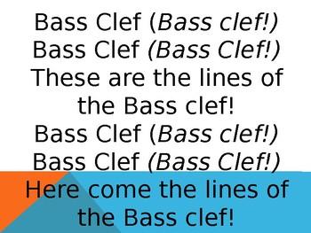 Bass Clef Rap