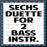 Bass Duet