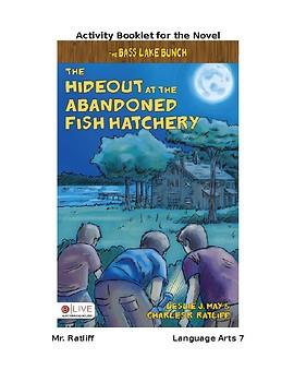 Bass Lake Bunch Novel Unit