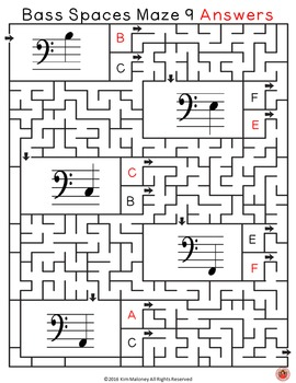Music Games: Bass Spaces Music Maze Puzzles