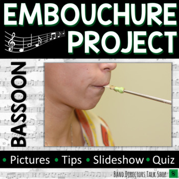 Bassoon Embouchure Project for Beginning Band
